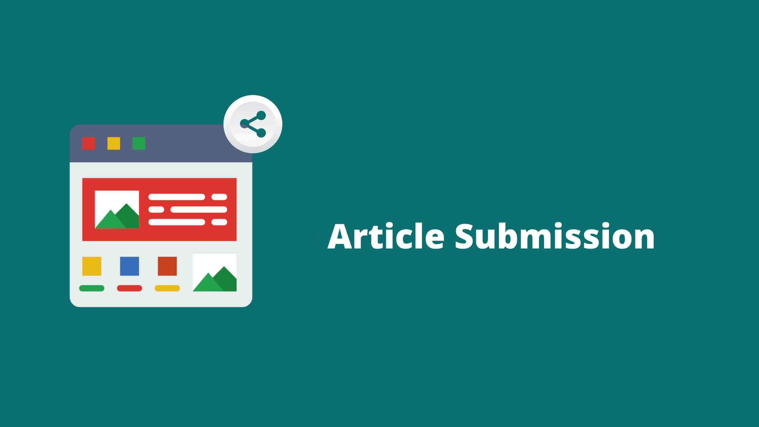 10 Article Submission Dofollow Backlinks