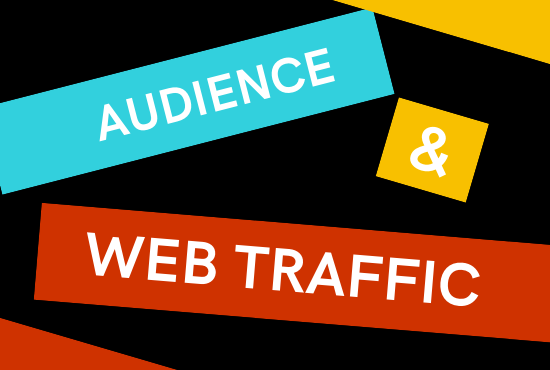 I will do share for your get web traffic