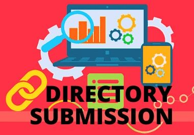 I Will Create Niche Relevant 100 Directory Submission Manually