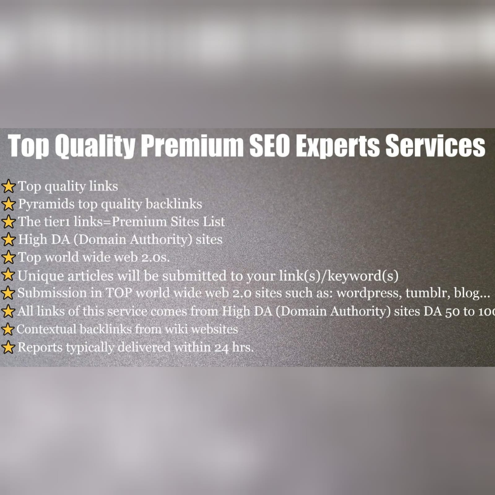 BASICS Customize 2210 SEO Building Package + Extras