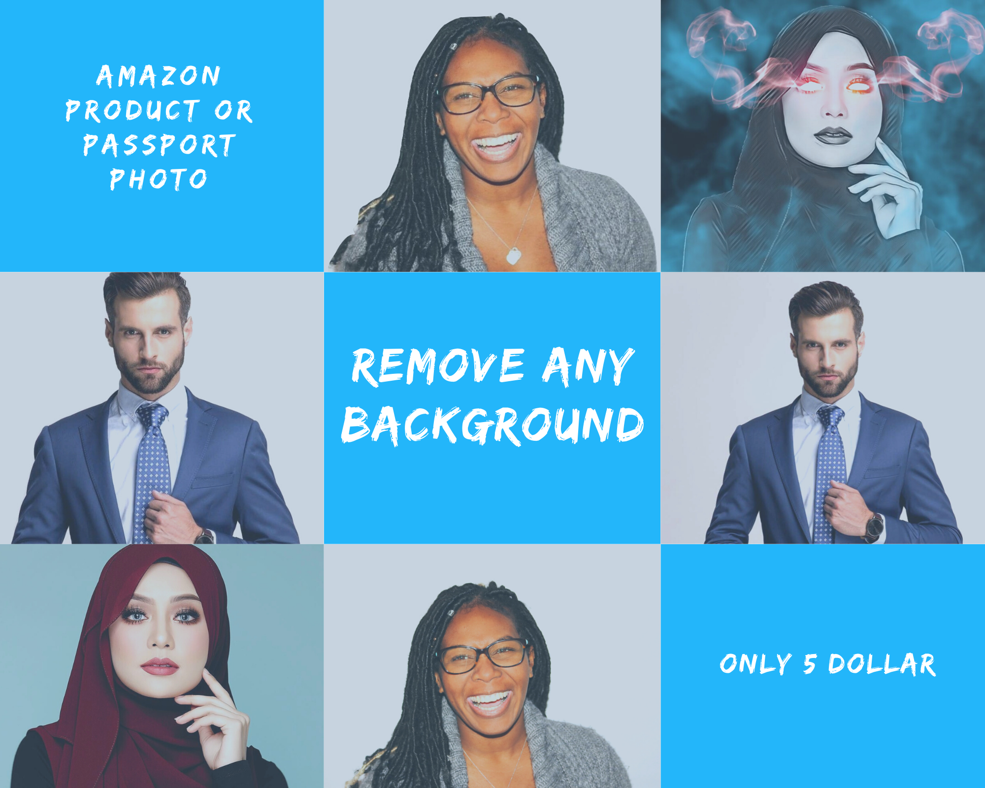Remove Any Background Faster and Cheapest