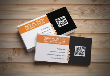 I will design your professional high quality print ready business card
