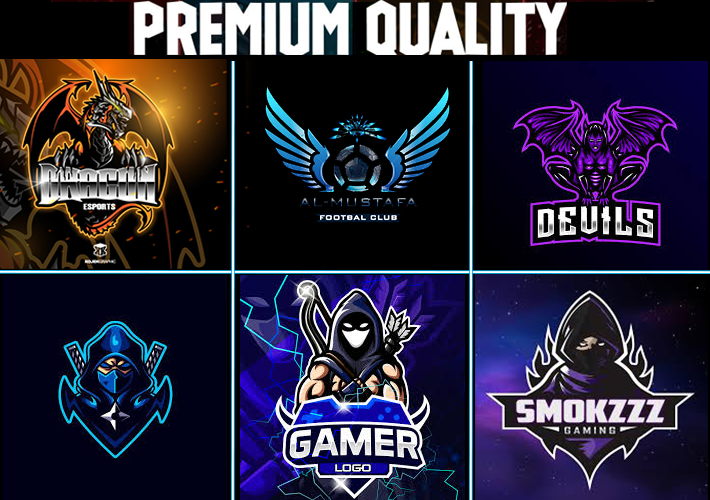 I will design esports,  twitch gaming and mascot logo