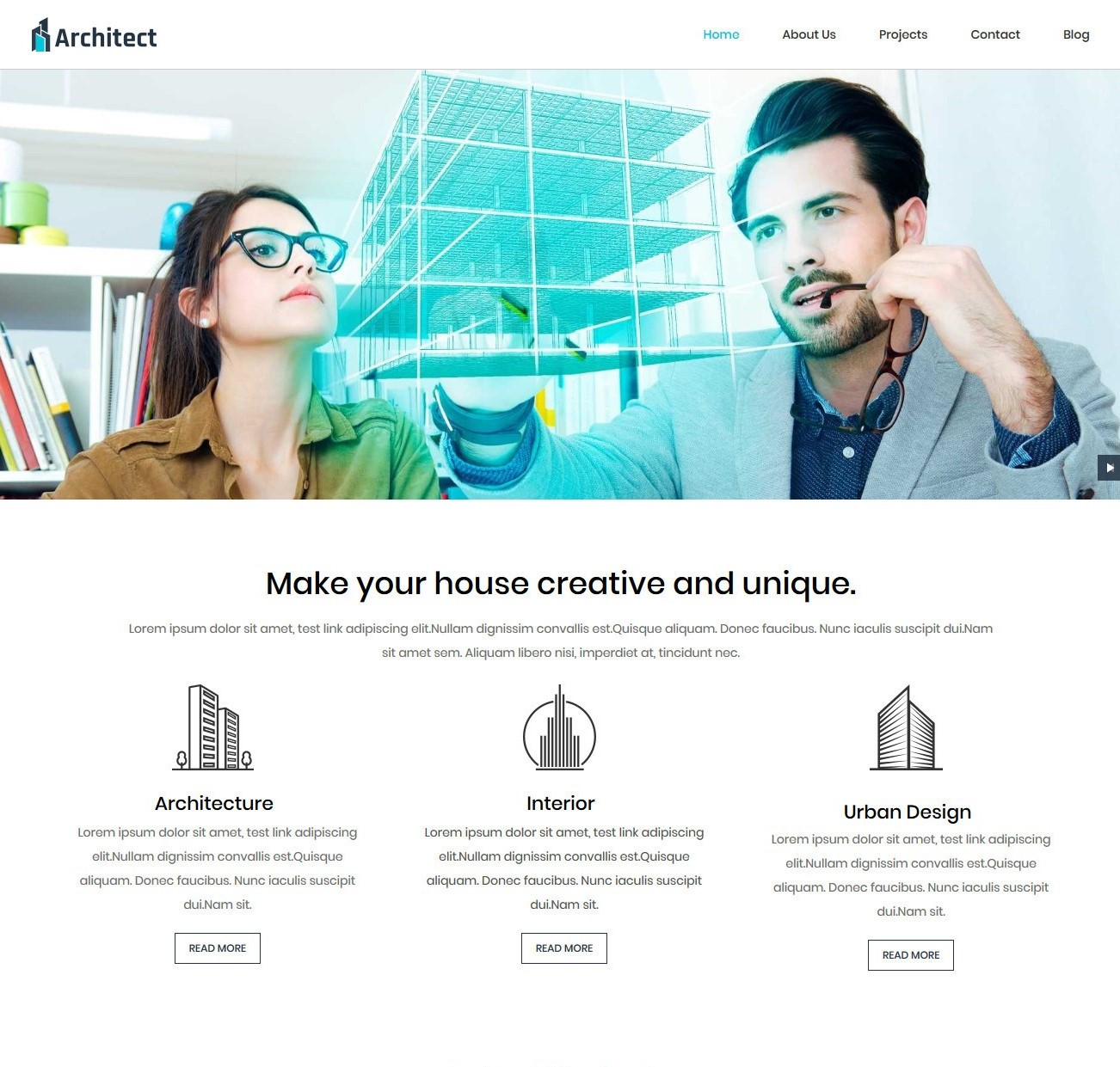 I will professional responsive website design and development full complete
