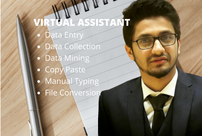 I will perform data entry, data mining, excel data entry & lead generation services