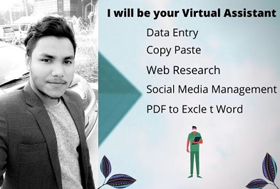 i will be your best virtual assistant