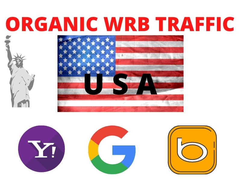 I Will Do Niche Targeted USA Organic Web Traffic