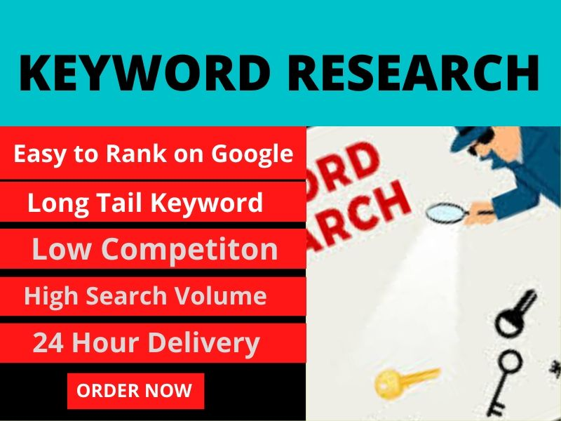 I will do depth SEO keyword research for your niche