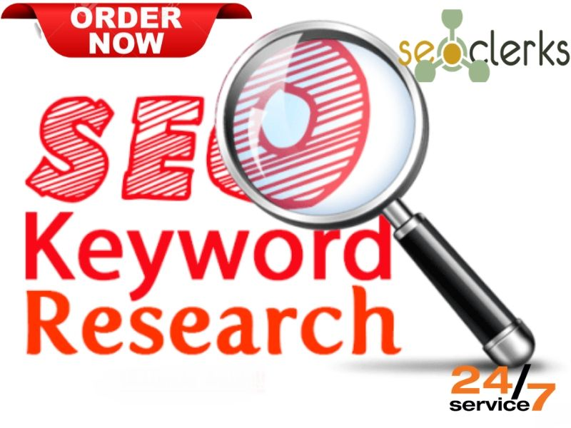 I will do depth SEO Keyword research for your targeted