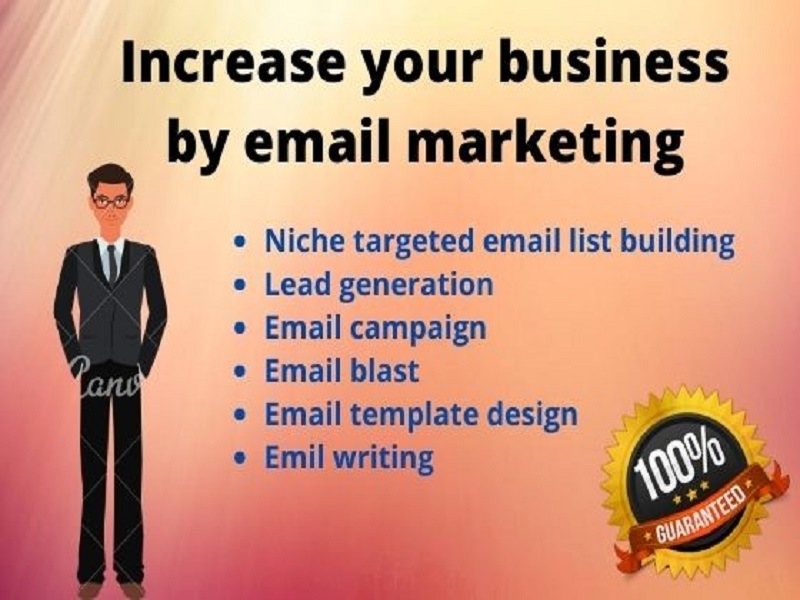 I will provide targeted verified email list and other email marketing services