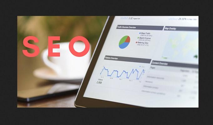 Super SEO Campaign - Rank on Google