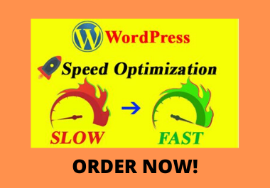 Wordpress Speed Optimization - Rocket Boosting and make your site load faster