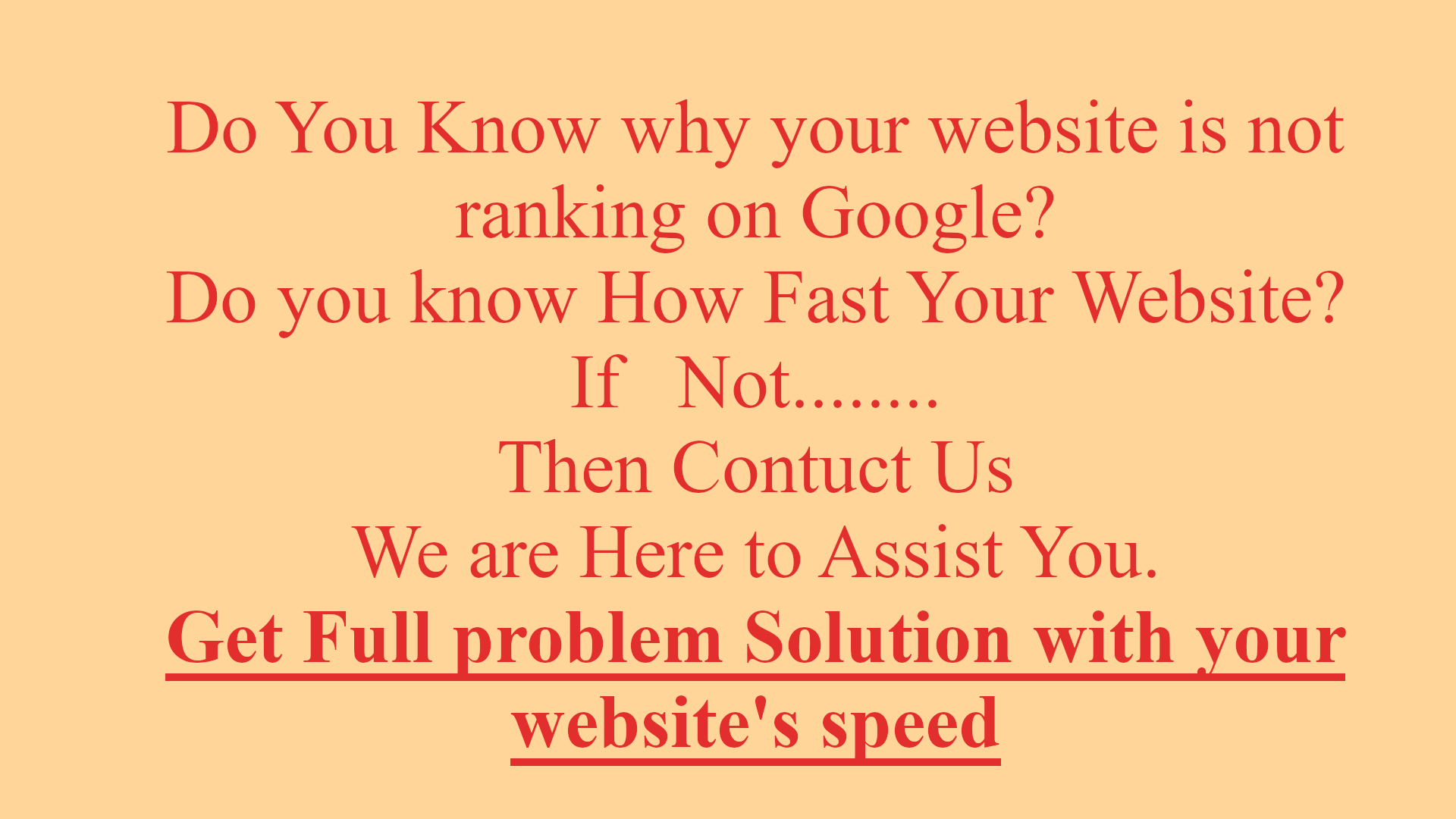 Rank Your Website on google Naturally increasing your website's load speed