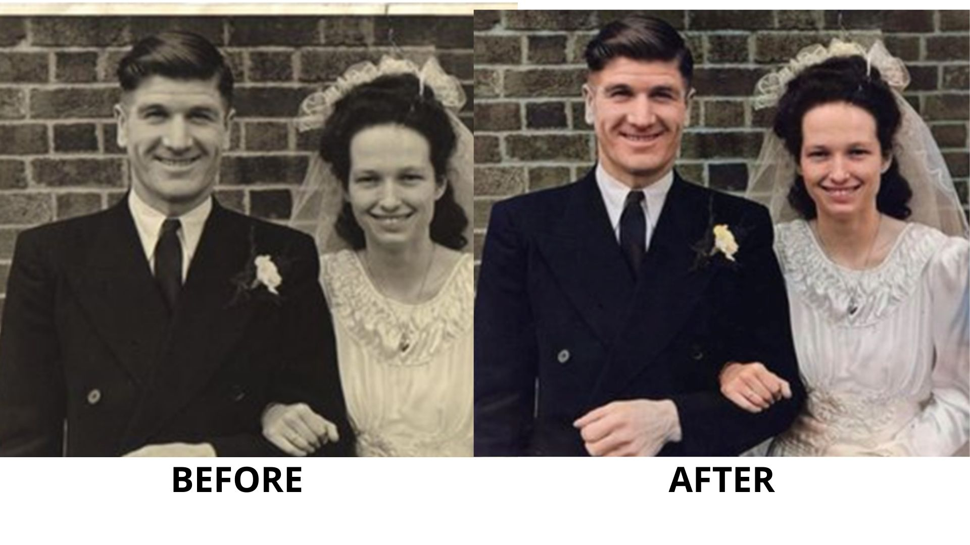 I Will Colorize Your 10 Black And White Photos or Images