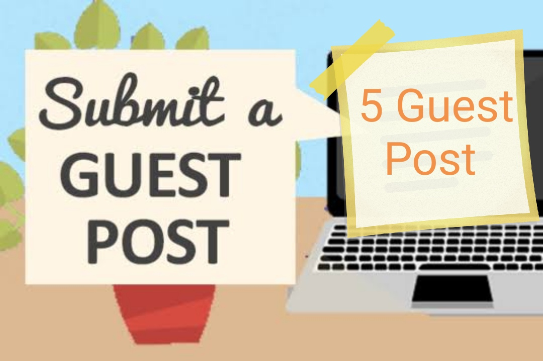5 Guest-Contents Published on the Best Sites