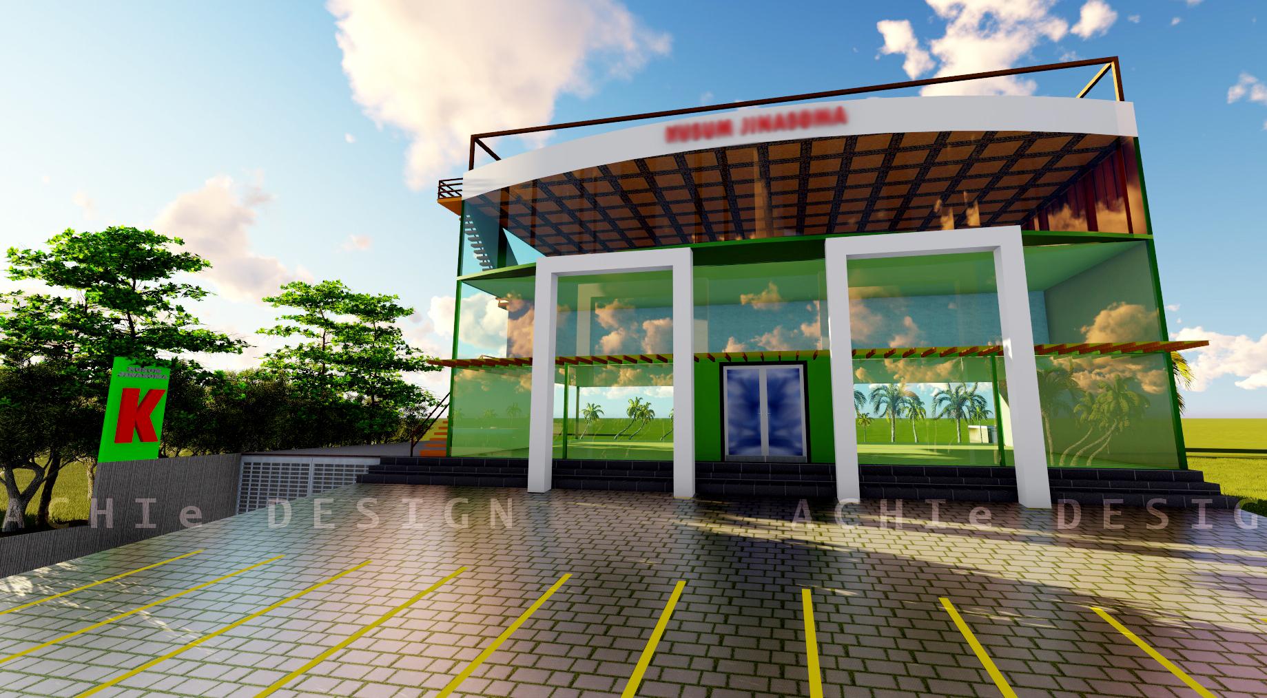 Design a 3D BUILDING for your plan
