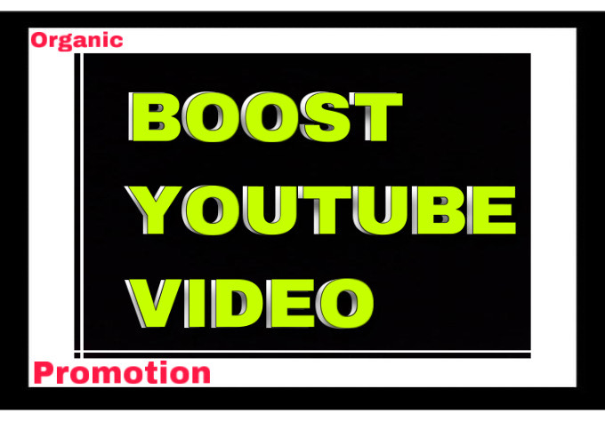 Do Targeted Youtube Video Promotion and marketing