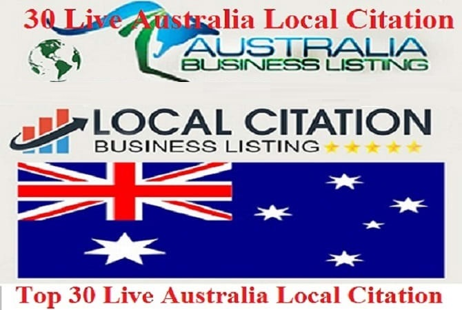 we will do 30 best citations for australia