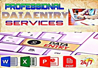 proper data entry,  fast typing,  data mining,  copy paste,  internet research