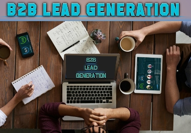 I will provide 600 unique targeted b2b lead generation