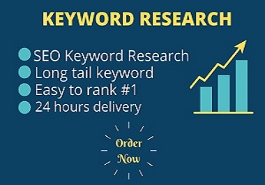 I will do profitable keyword research and competitor analysis