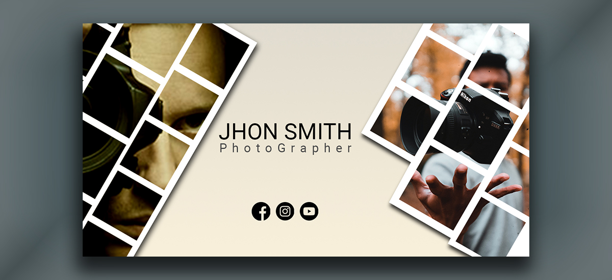 I Will Design a Cover Photo for your Social Media