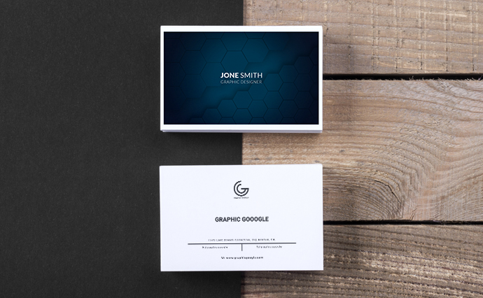 I will design a professional business card for your company