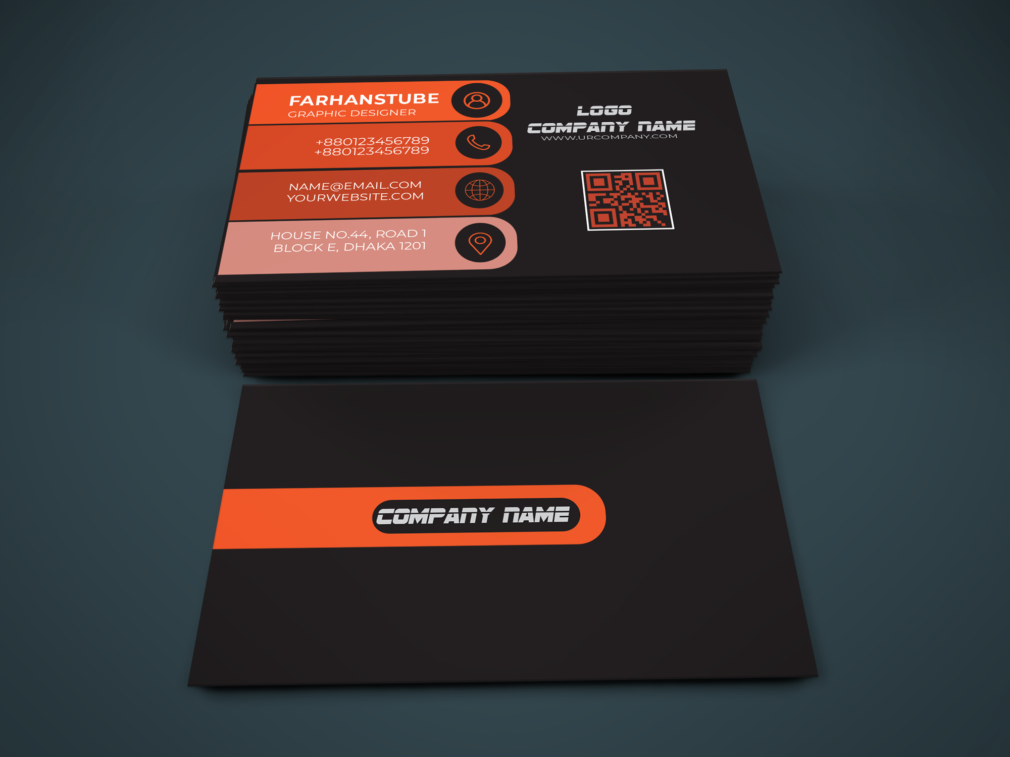 I will design professional Business Card for cheap
