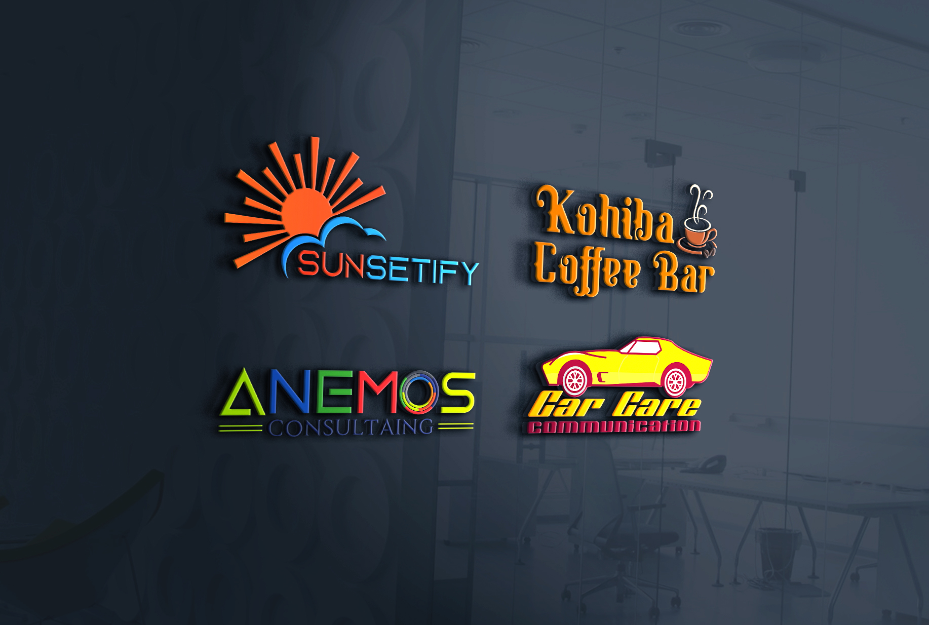 I Will do High Quality Logo Design in 12H