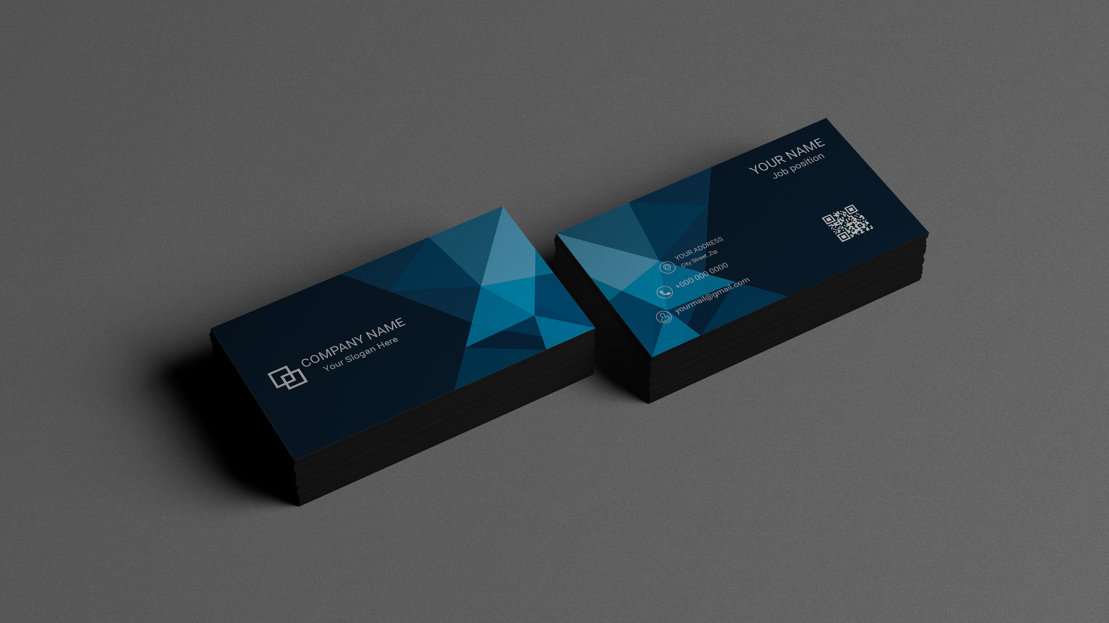 I Will Create A Professional and Unique Business Card For Your Business