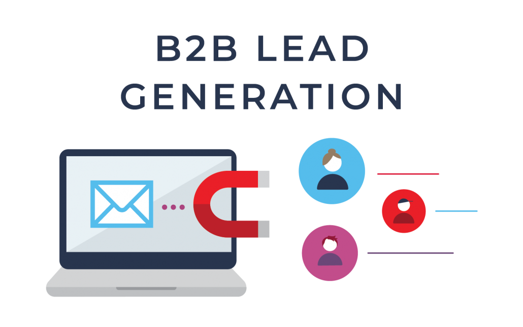 b2b lead generation and prospect email building