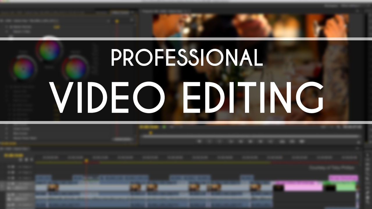 Professional Video Editing Within 5 Hours