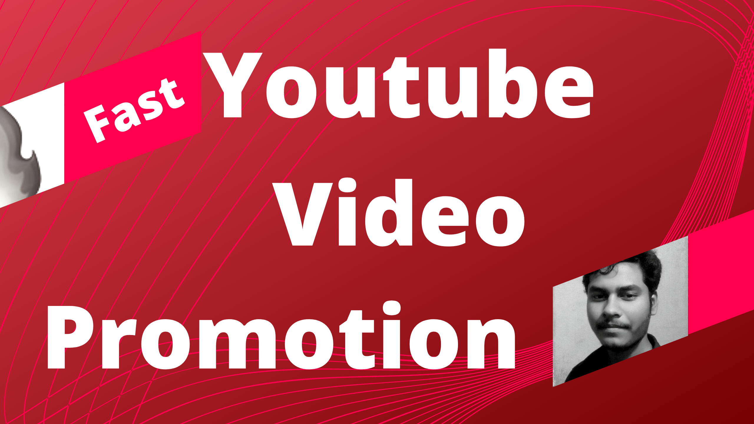 Youtube video promotion social media marketing by Sumon11