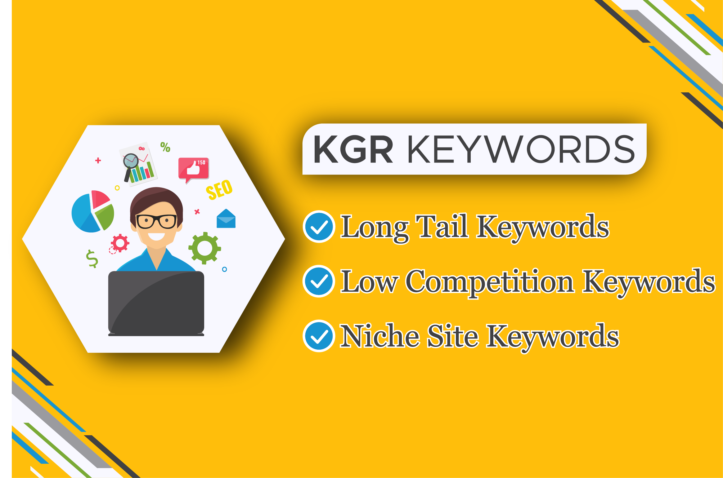 I Will Do Best Kgr Keywords Research In 24 Hours