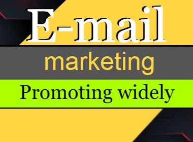 Promote your website extensively through 1000+ verified e-mail address.
