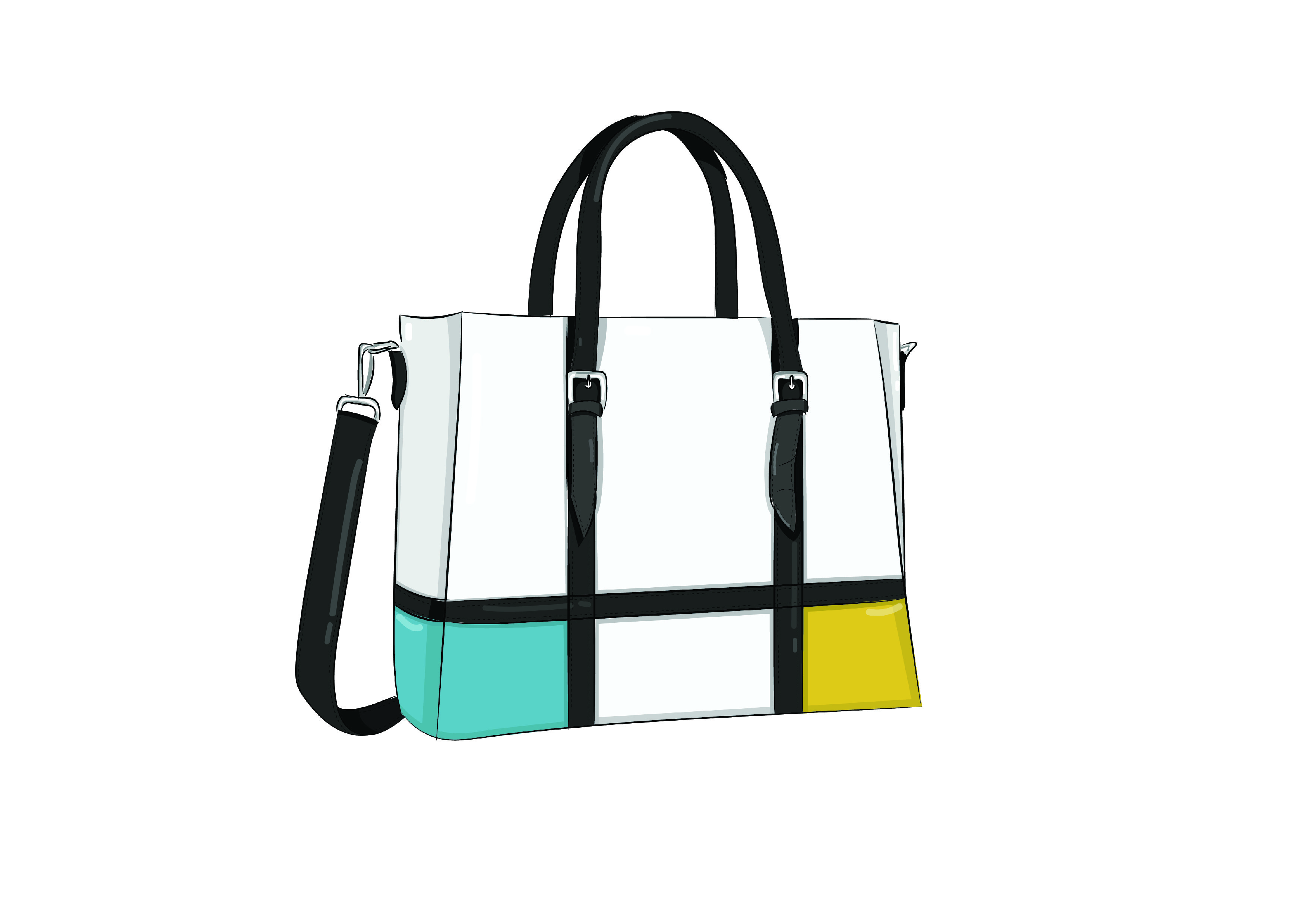 I will design bags for your company