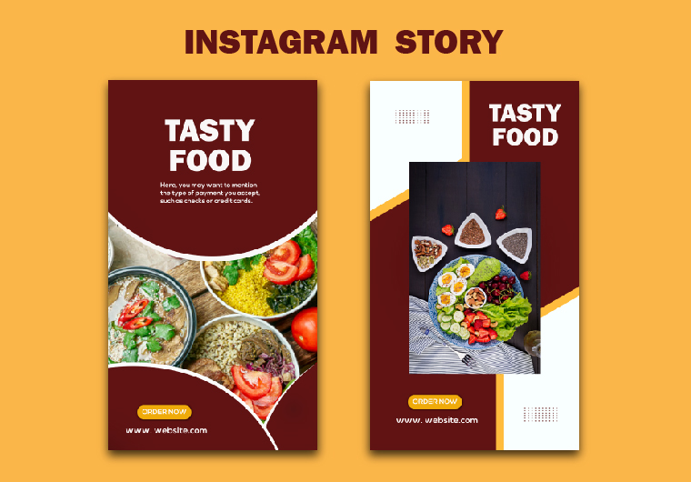 I Will create Facebook or Instagram story or post for you
