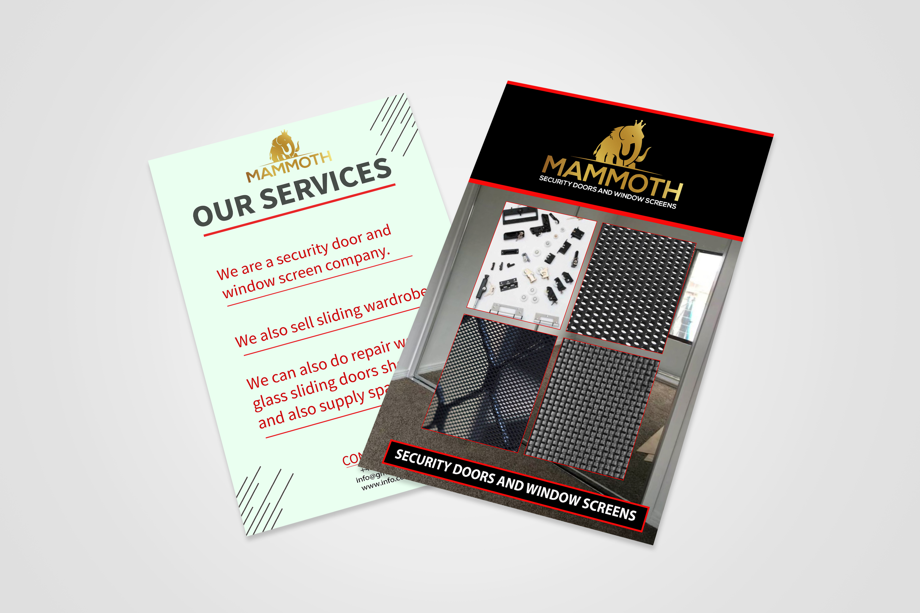 i will High-Quality creative Flyer/Poster/Brochure Design
