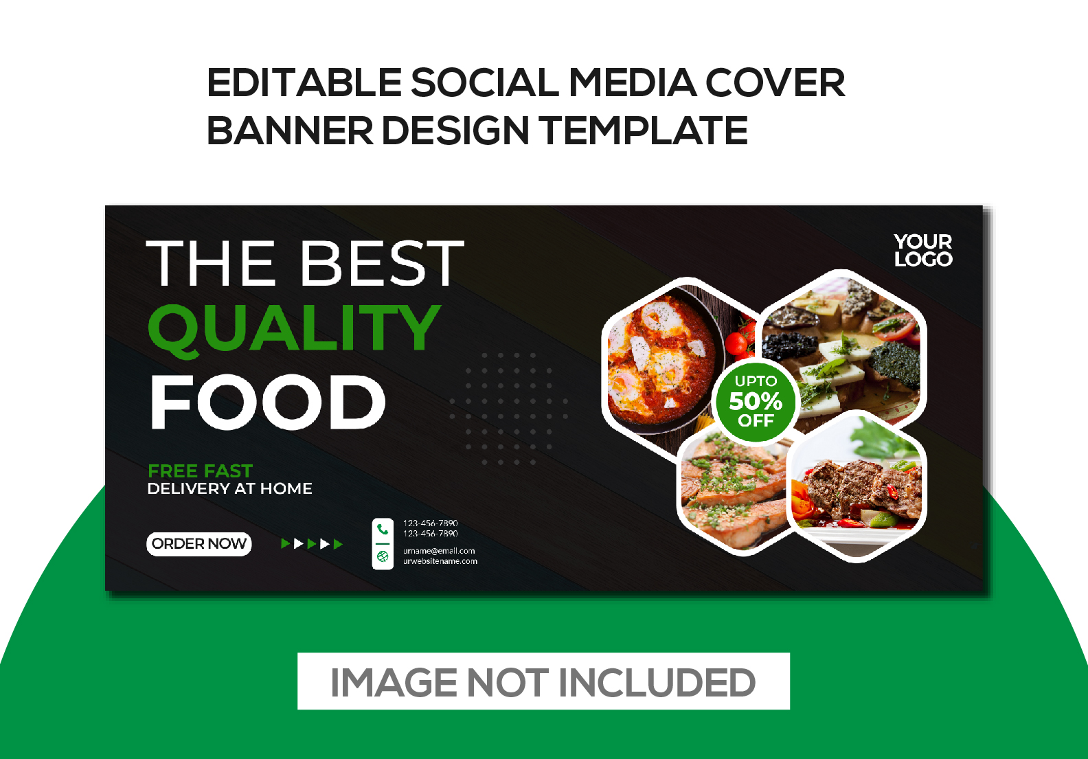 I will do social media banner design or any cover design