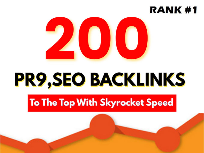 rocket your google rankings with 200 high pr9 quality live manual backlinks