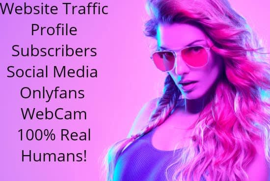 I will drive 500 organic adult web traffic dating site, porn site, store promotion