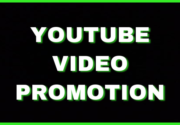 YouTube Video Promotion and Marketing in 24 Hours