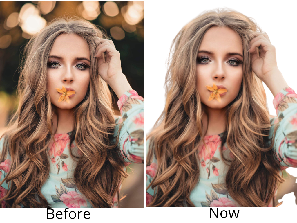 I can do photo editing and retouching face Image, remove background Images and many more