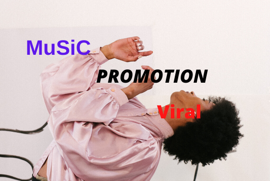I will promote your music to over 35 million people