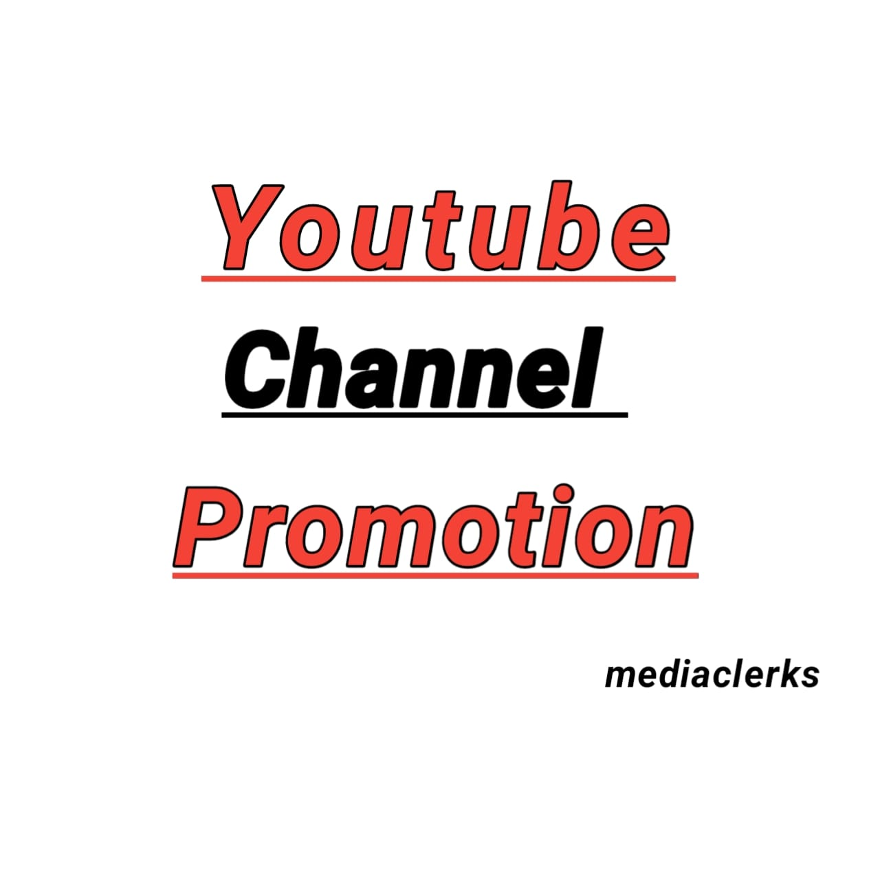 super fast organic YouTube promotion all in one packages