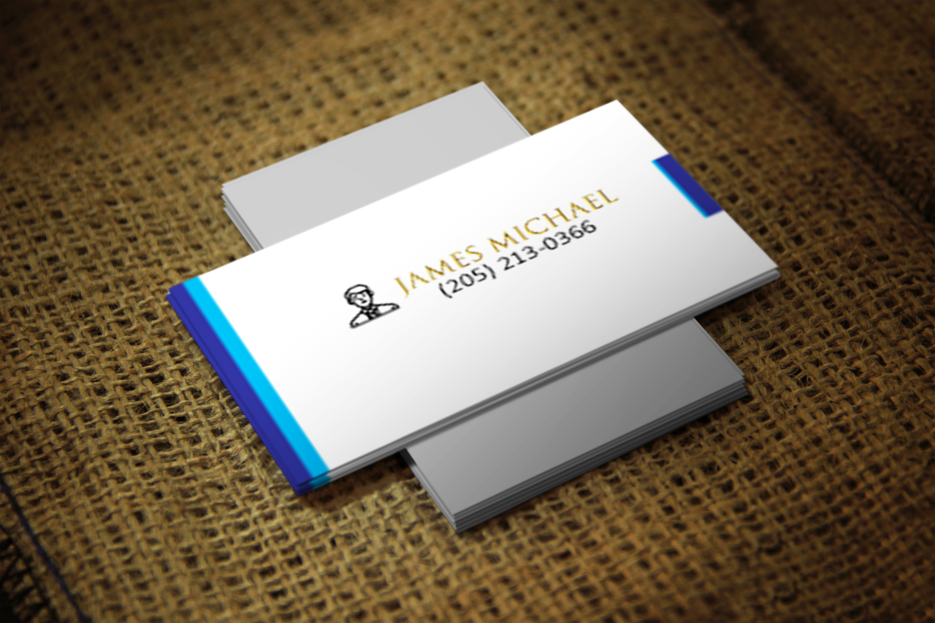 design amazing business card for your businesss just 30hrs