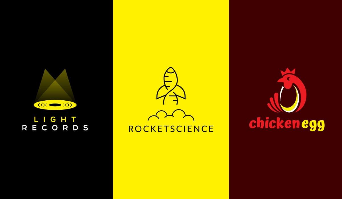 I will do unique minimalist logo design with free source files