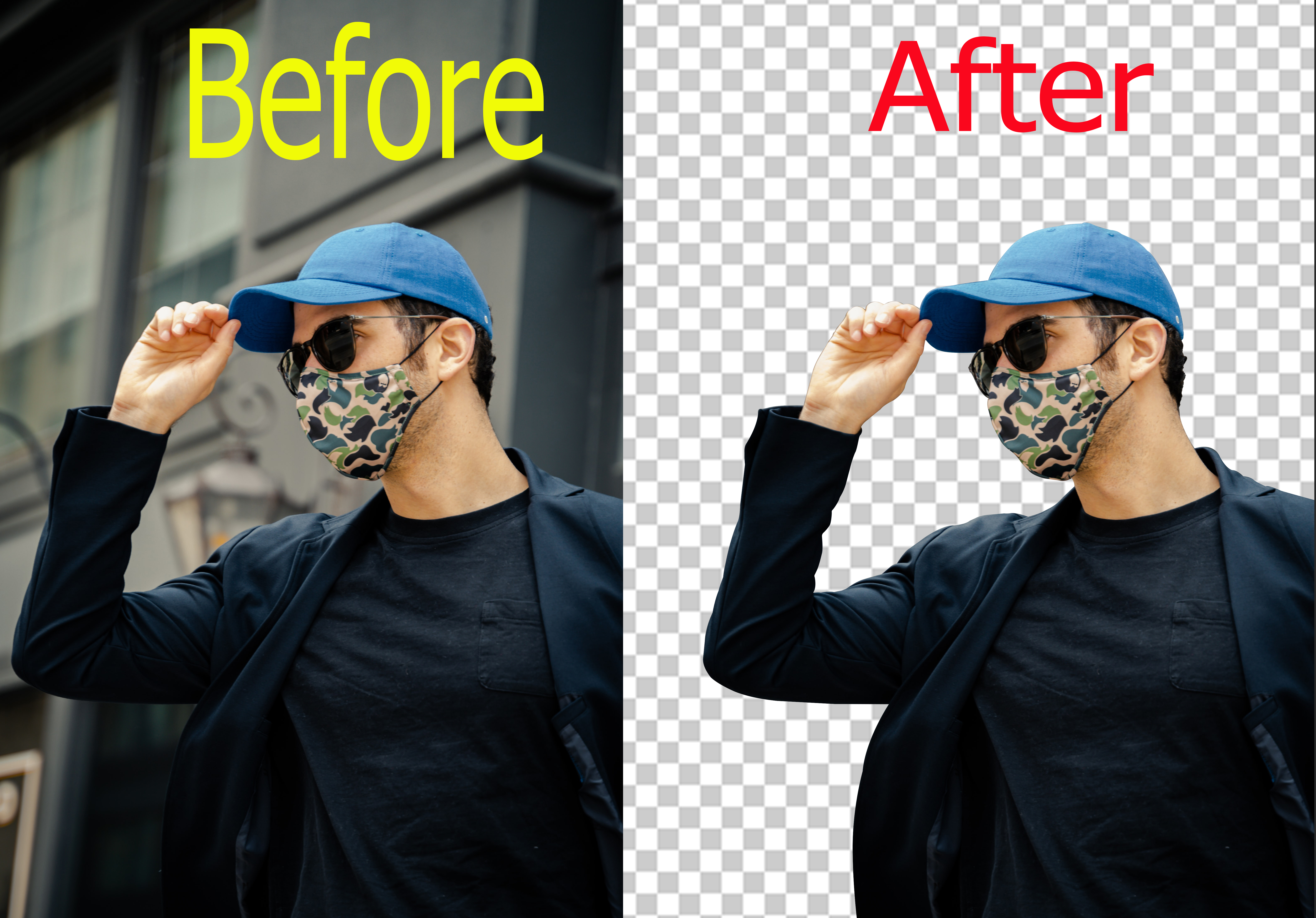 I will professionally background remove,  enhance product photo within a few hours