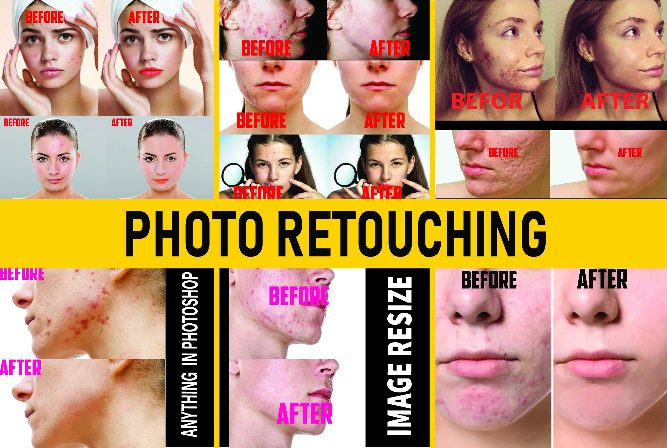 I will photoshop editing photo retouching fast