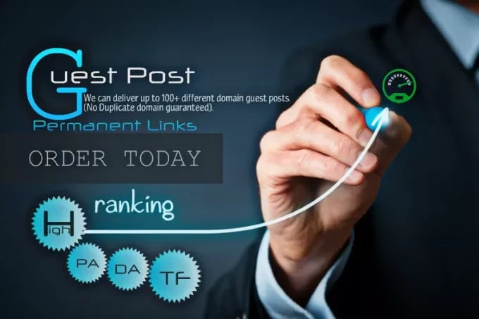 I will provide guestpost DR 60+ DA 60+ my google news approvad website